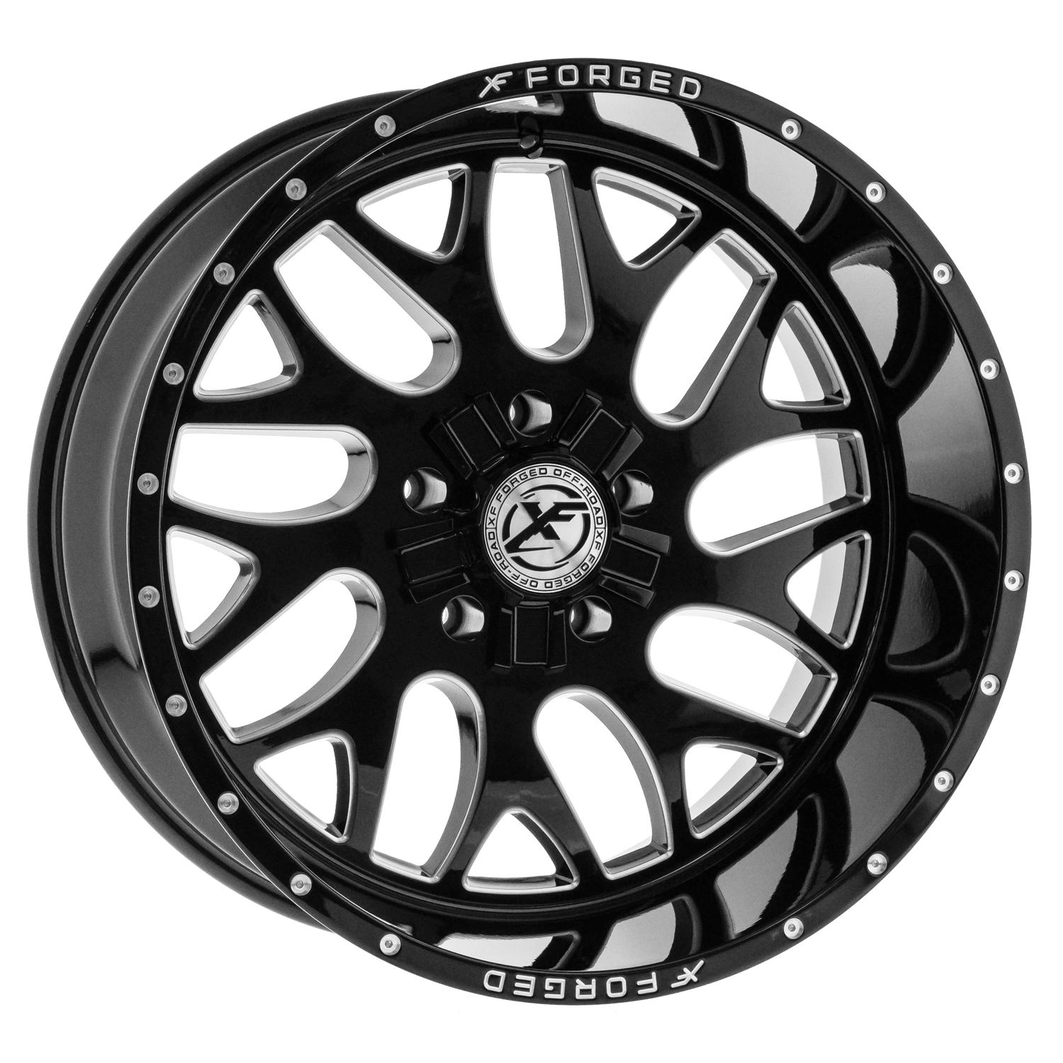 Xf Off Road Flow Forged Xfx 301 East Coast Tires Wheels Equipment